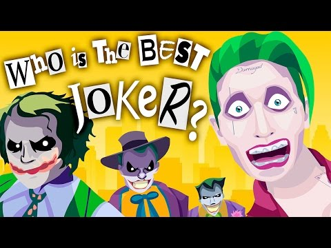 Joker vs Joker - Who is the best of all time?