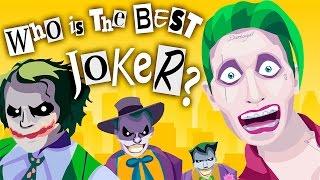 Joker vs Joker - Who is the best of all time?