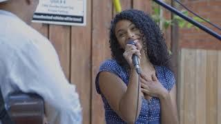 PORCHSIDE SONGS: Vanessa Sears & Beau Dixon