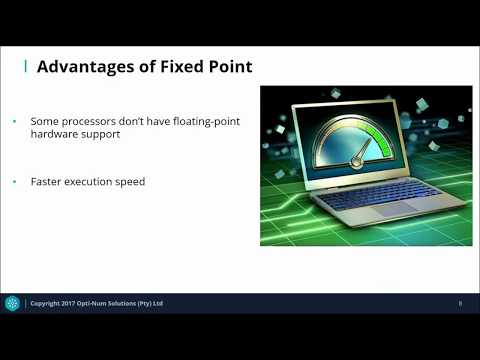 FPGA for DSP Applications :  Fixed Point Made Easy