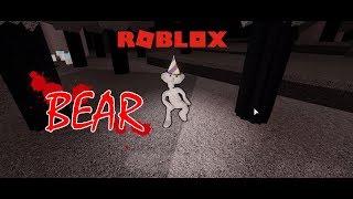 EVIL BEAR REVOLUSION! - ROBLOX BEAR (ALPHA)