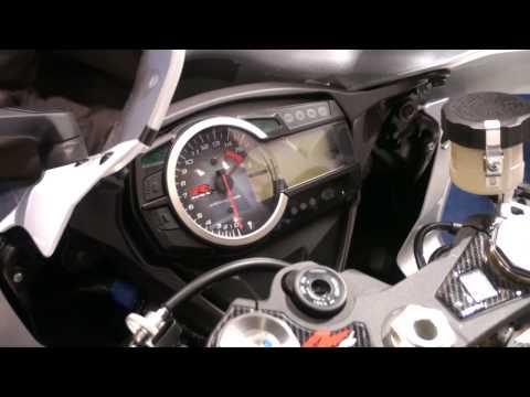 Suzuki gsx-r 1000 k9 2009 with GP Evo exhaust - 720 HDTV