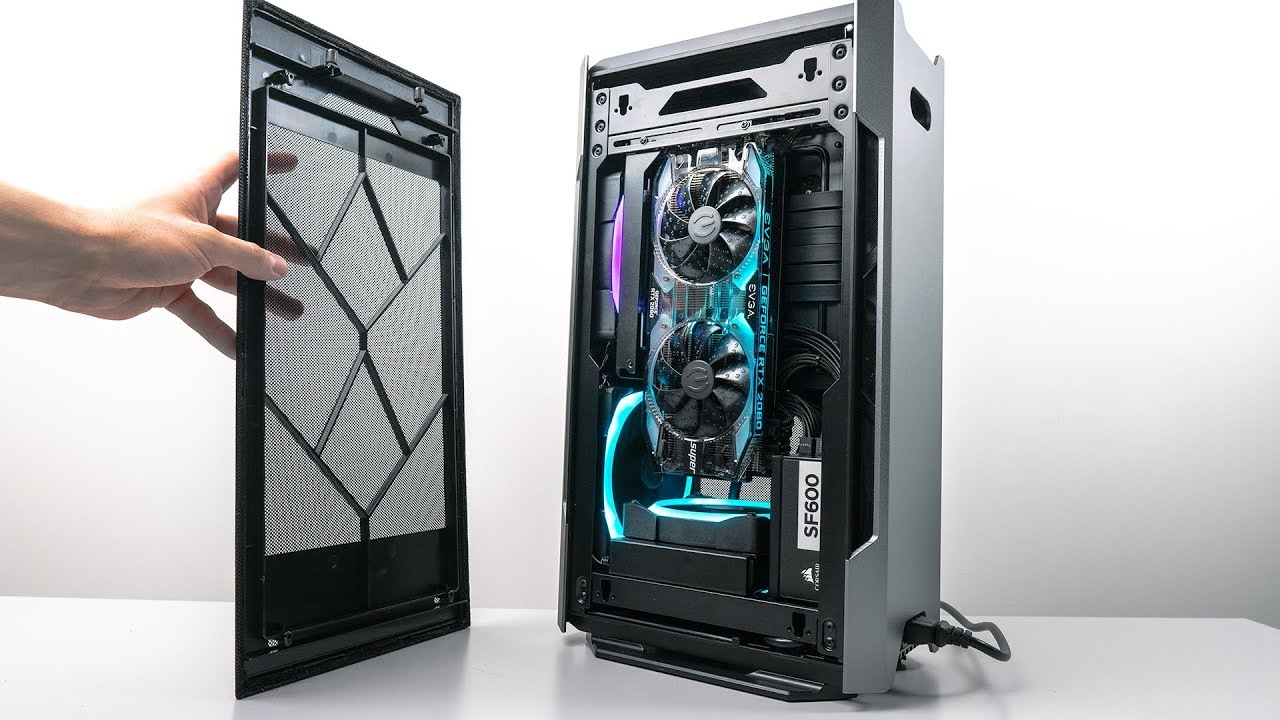 Building a 144Hz Gaming Rig in the Evolv Shift Air!