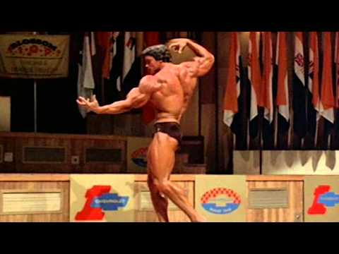 """Arnold Schwarzenegger - """"Anything is possible if you believe in yourself"""""""