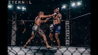 ETERNAL MMA 34 - LUKE JONES VS NICKO FLESSAS - MMA FIGHT VIDEO