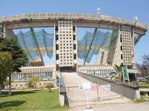 Alger modernisation du stade 5 juillet youtube for Piscine du 5 juillet alger