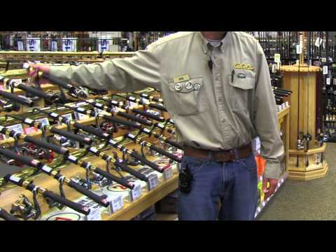 The Reels: Cabela's Shopping Trip For The Scatter Rap Challenge