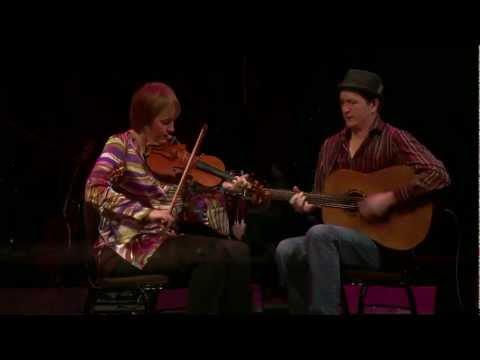 WGBH Music: Liz Carroll & John Doyle, Fiddle & Guitar, Christmas Celtic Sojourn