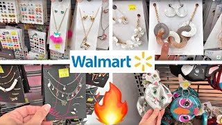 WALMART CLEARANCE SHOPPING!!! 🔥HUGE $5 AND UNDER JEWELRY SALE!!!