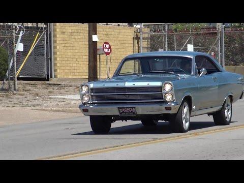 1966 Ford Fairlane 500 Classic Car 289 Cruise O Matic Mild Custom Muscle