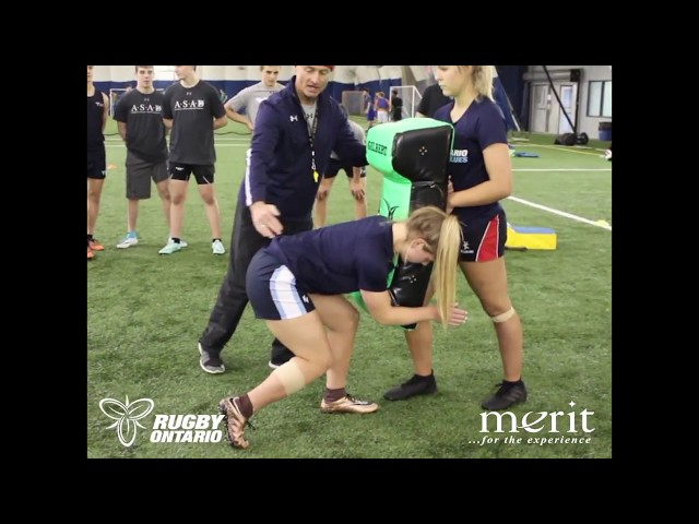 Rugby Ontario's Coaching Corner - Core Defensive Exercises | Individual Defense 2 of 2