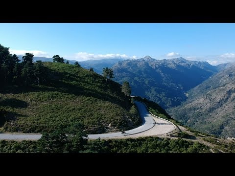 Motorcycle Tour into PenedaGerês National Park
