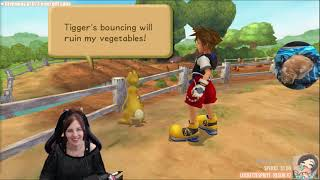 Kingdom Hearts HD Final Mix | part 5