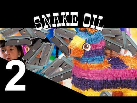 """""""RAZOR PINATA"""" - Snake Oil #2 - Cittiplays  ft. Alex, Joe, Tyler, & Russell"""