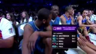 Taco Bell All-Star NBA Skills Challenge 2011