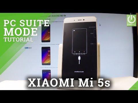 PC Suite Mode In XIAOMI Mi 5s - Enter & Quit Mi PC Suite