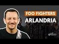 Arlandria Foo Fighters Aula De Baixo mp3