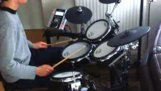 Apocalyptica - Till Death Do Us Part - Drum Cover