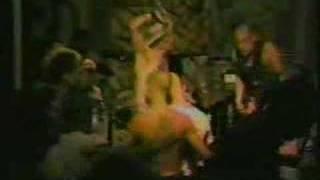 AGNOSTIC FRONT - 12XU show 1986
