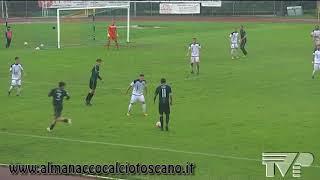 Serie D Girone E Aglianese-Flaminia 2-1