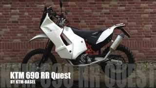 KTM 690 RR Quest \