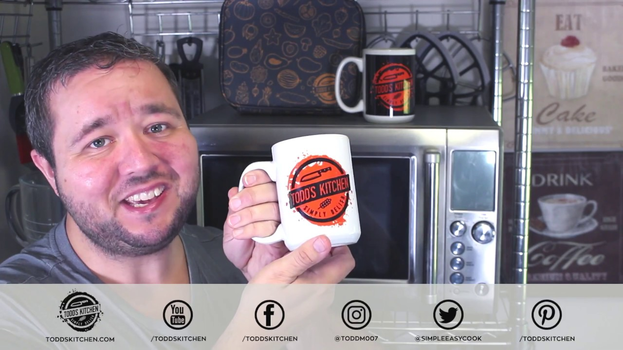 Check out the all new Todd\'s Kitchen Mugs! - YouTube
