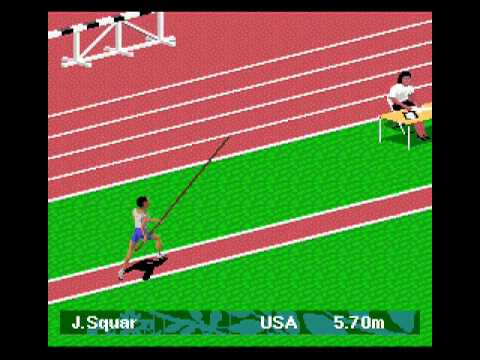 First and 20 - Olympic Summer Games (SNES)