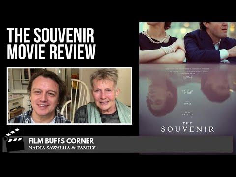 THE SOUVENIR - The Popcorn Junkies Film Buff's MOVIE REVIEW