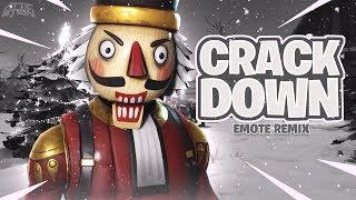 Fortnite Season 7 - Crackdown Emote Remix