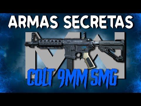 as-armas-secretas-do-modern-warfare-#01:-colt-9mm-smg!