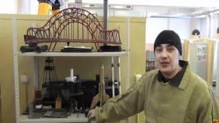 видео Производство общестроительных работ