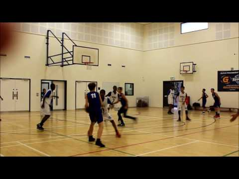 U14 National Schools game Vs Pimlico Academy