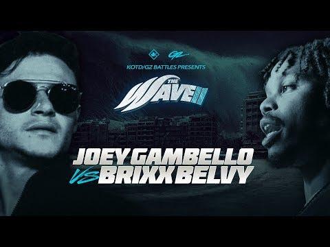 KOTD - Joey Gambello vs Brixx Belvy | #TW2