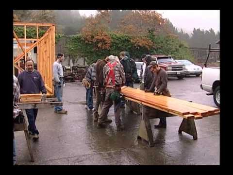 College of the Redwoods Residential Construction program