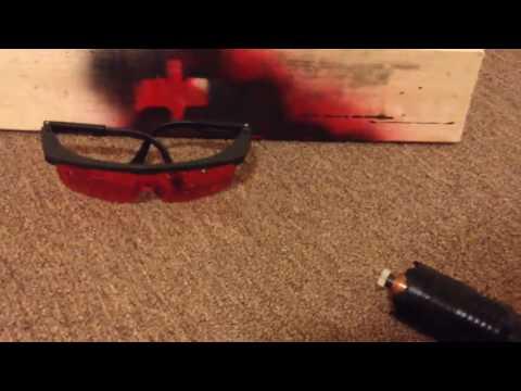 Copy of Alien Laser Weapon  7W+ !