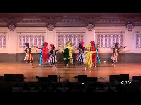 First Class Bhangra – Bhangra In The Burgh 2013