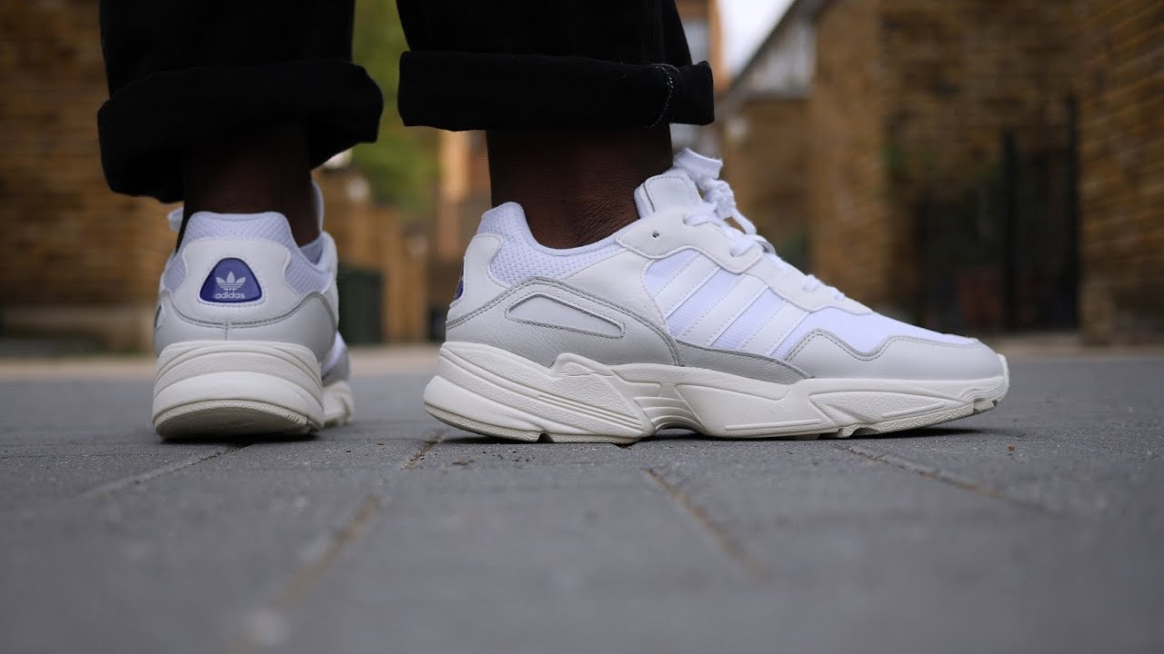 Better Than The Yung 1? Adidas Yung 96 Quick Look & On Feet
