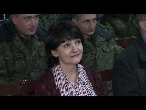 Солдат поздравил маму. До слёз...