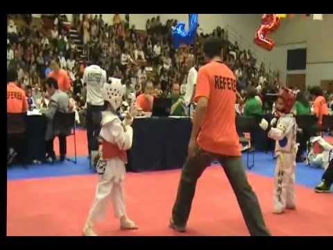 2012-6-23 JK TKD Tournament, College of the Canyons, Santa Clarita