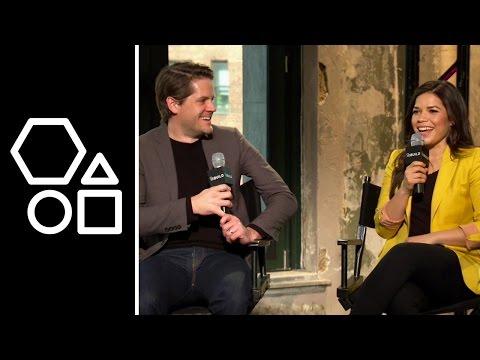 America Ferrera & Common Star in 'X/Y'  AOL BUILD