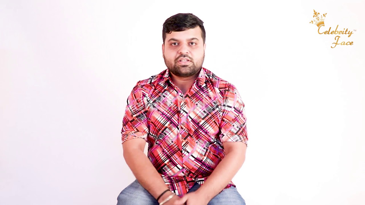 Celebrity Face & RD Productions Presents Gangster Song Cast Aman Introduction
