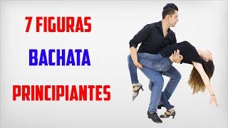 7 FIGURAS DE BACHATA PARA PRINCIPIANTES