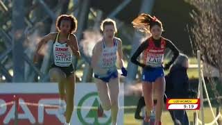 European Cross Country Championships Samorin 2017 - U20 Women