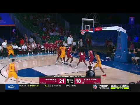 NBA draft prospect matchup: Iowa State's Tyrese Haliburton vs. Alabama's Kira Lewis Jr.