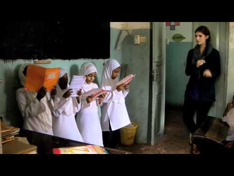 Zanzibar Stone Town school volunteering
