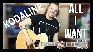 | Kodaline - All I Want | (Jeff Miller cover)