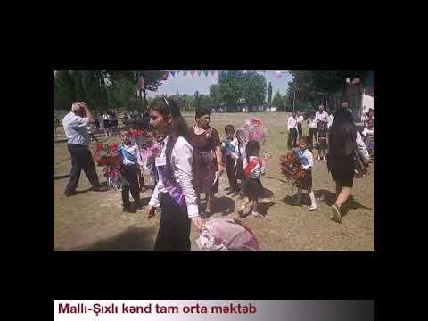 Məzun 2019 - Mallı-Şıxlı kənd tam orta məktəb.