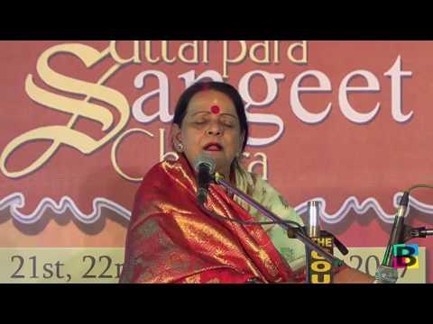 Prabhati Mukherjee~Ka koru sajani aye na balam~Tabla~Dipankar Acharya