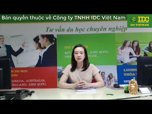 DU HOC MỸ: TRUNG HỌC TƯ THỤC COLUMBUS CATHOLIC SCHOOL - IDC VIETNAM