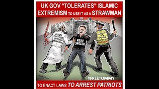 Politicians and Officials Who Oppose Tommy Robinson Should Be Background Checked! Here's why...